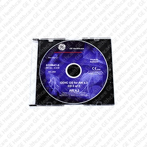 AW 4.3 CD-ROM 2-2专用GE Healthcare OS