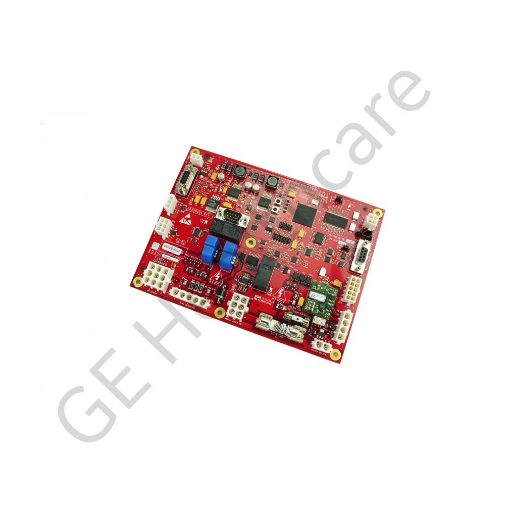 Firefly Charger Board with System Communication FW