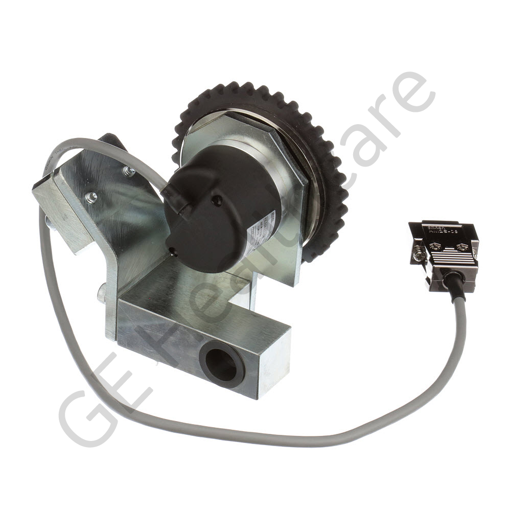Gantry Encoder Assembly with Bush Nemicon