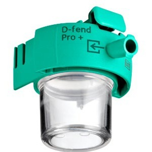 D-fend Pro+ Water Trap - Green