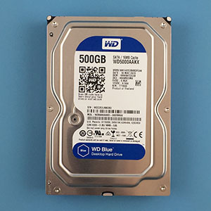500 GB SATA HDD硬盘