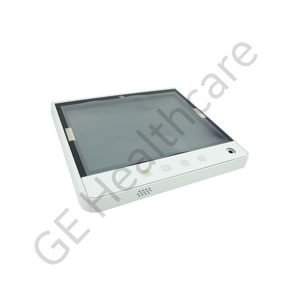 KIT- FRONT HOUSING- LCD- TOUCH- MEMBRANE SWITCH- GE LOGO- GASKET